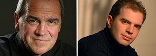 Hans Graf and Kirill Gerstein/courtesy of LA Phil