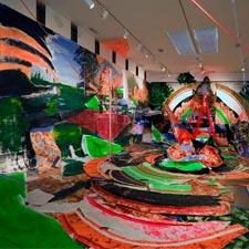 Annie Lapin Installation