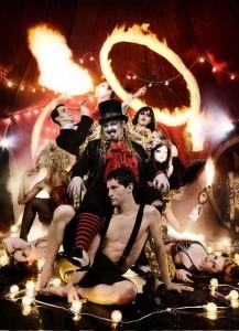 Cirque Berzerk/photo by Brion Topolski
