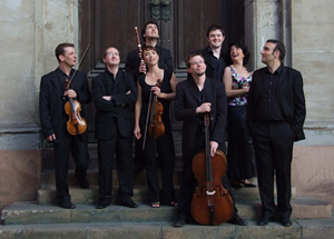 Les Paladins perform Sept. 13 at the Getty.