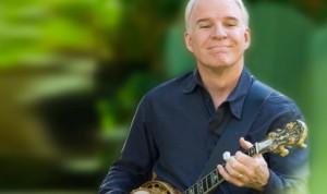 Steve Martin brings his banjo to Disney Hall.