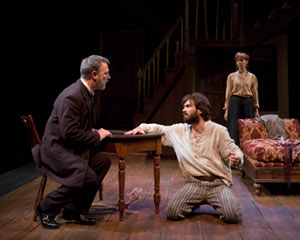 "A Noise Within's ""Crime and Punishment"" runs through Dec. 17. / Photo by Craig Schwartz"