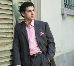 Juan Diego Florez performs at the Broad Stage on Nov. 3.