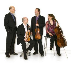 Schubert Ensemble / photo by Johnn Clark