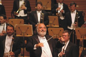 Music Review: CalPhil Performs 'Frank, Tony and the Maestro'
