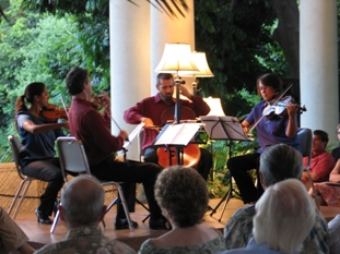 Music Review: Southwest Chamber Music