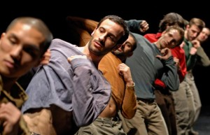 "Hofesh Shechter's ""Political Mother"" at UCLA Live / photo by Andrew Lang"