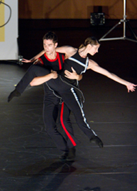 L.A. Dance Project Premieres at the Music Center