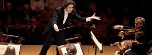 Gustavo Dudamel / Photo courtesy of the LA Phil