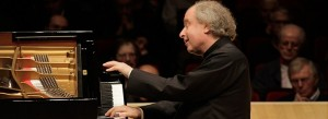 András Schiff at Disney Hall / Photo courtesy of the LA Phil