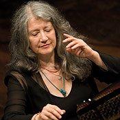 Martha Argerich /Photo courtesy of LA Phil