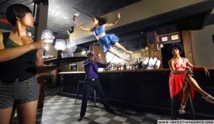 "Invertigo Dance Theatre presents ""Reeling."" / Photo courtesy of Invertigo"