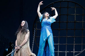 "LA Opera presents ""Salome"" through March 19. / Photo courtesy of LA Opera"