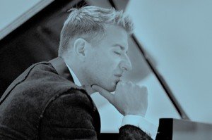 Jean Yves Thibaudet, artist in residence at the Colburn School / Photo courtesy of Colburn School