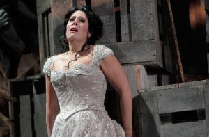 Sondra Radvanovsky steals the night as Tosca at LA Opera. / Photo courtesy of LA Opera