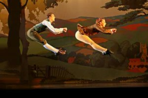 Matthew Bourne's New Adventures / Photo courtesy of New Adventures