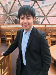 Cliburn Semifinalist Han Chen / Photo by Culture Spot LA