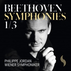 Philippe Jordan and the Vienna Sympony's first in a series of Beethoven CDs