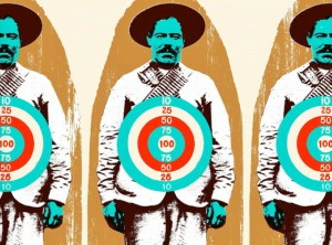 "Image from ""Pancho Villa From a Safe Distance"" / Courtesy of the artist, Graham Reynolds + Lagartijas Tiradas Al Sol"