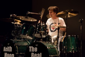 Mick Berry as Keith Moon / Photo courtesy of MB Productions