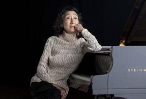 Mitsuko Uchida / Photo courtesy of LA Phil