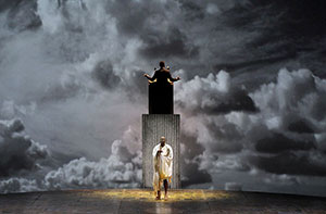 "Philip Glass' ""Satyagraha"" at LA Opera / Photo courtesy of LA Opera"