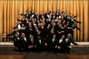 The Verdi Chorus celebrates its 35th anniversary Nov. 10 and 11. / Photo courtesy of Verdi Chorus