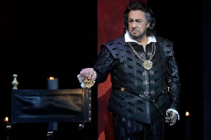 """Plácido Domingo in LA Opera's """"Don Carlo"""" / Photo by Cory Weaver"""