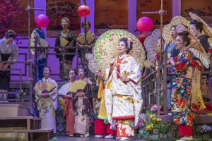 """Pacific Opera Project's """"Madama Butterfly"""" / Photo by Martha Benedict"""