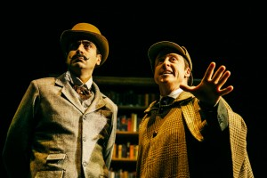 Review: 'Mysterious Circumstances' at the Geffen Playhouse