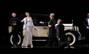 "Adela Zaharia in ""La Traviata"" / Photo by Craig T. Mathew"