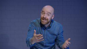 Tom DeTrinis' 'Making Friends' from IAMA Theatre Company